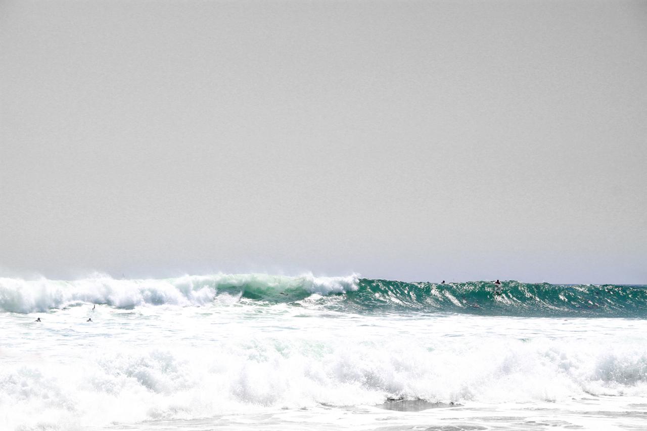 Salt Creek Swell, July 6th, 2014