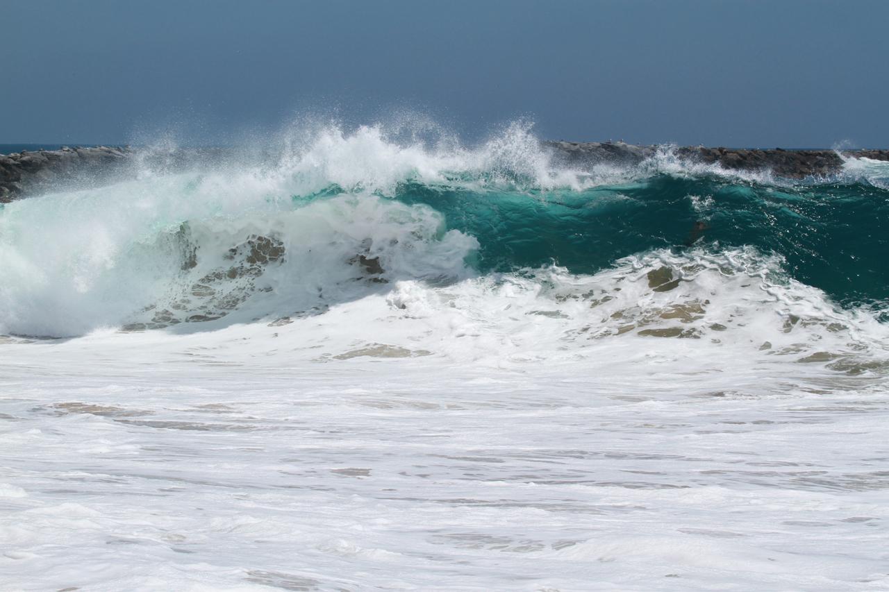 The Wedge Newport Beach CA July 7th 2014