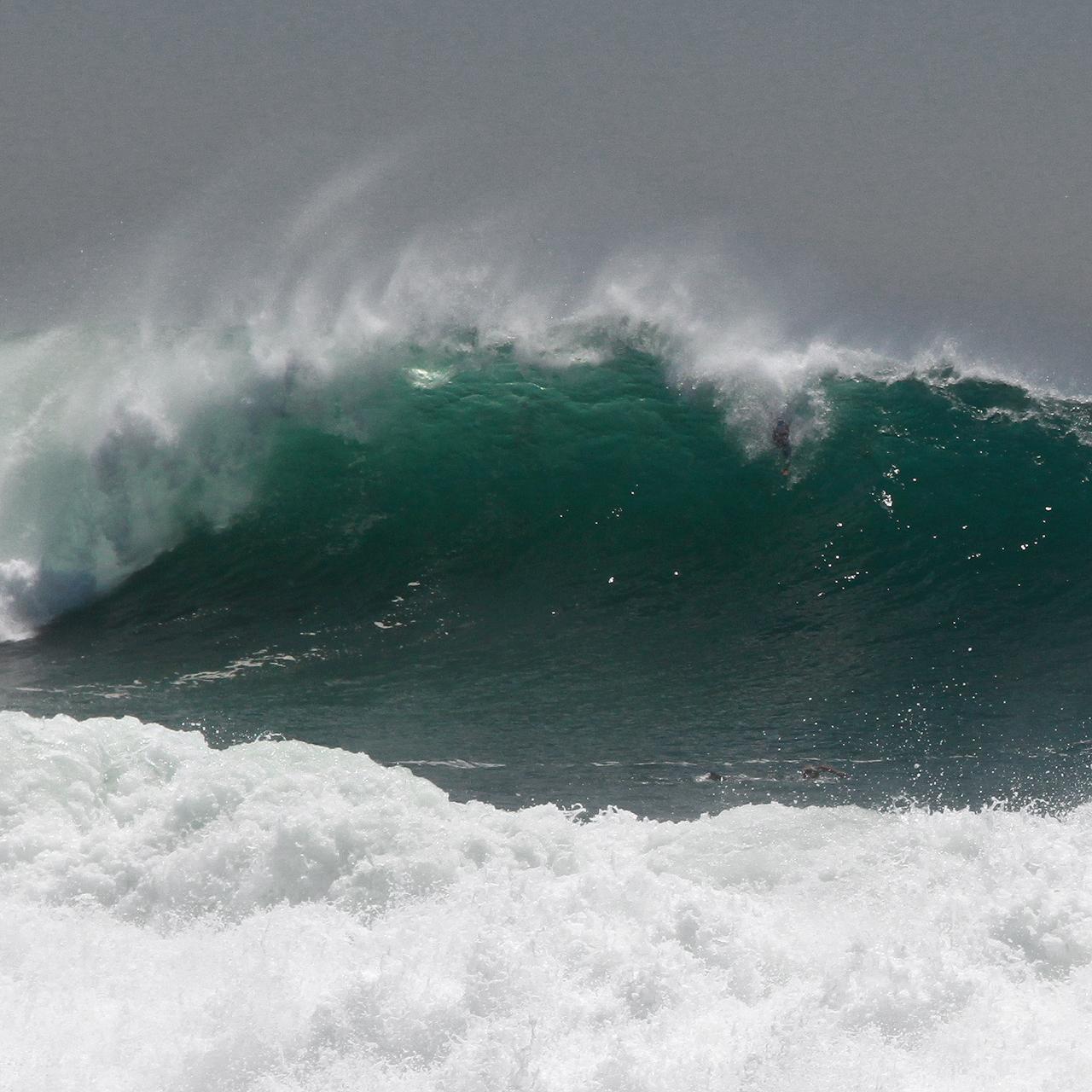 Teddy Bandaruk @ The Wedge 03 | Hurricane Marie | August 27th, 2014