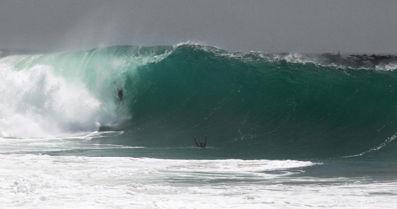 Teddy Bandaruk @ The Wedge 04 | Hurricane Marie | August 27th, 2014