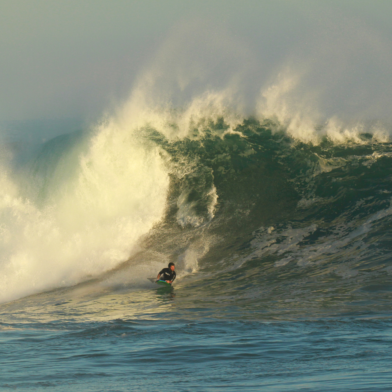 Crop - Anthony Savoji Works Through Pumpin Sets | Evening at The Wedge | August 27th, 2014